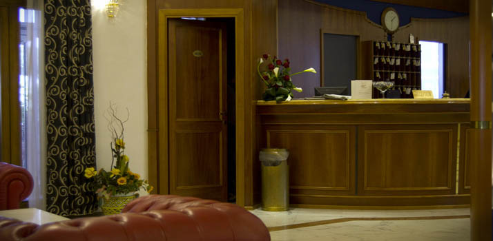 Business hotel in the province of Naples